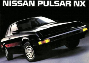 Topic officiel NISSAN 100NX - B13 Nissan-Pulsar-NX